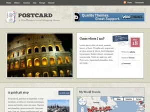 Postcard WordPress Theme by WooThemes