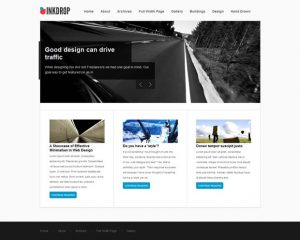 Inkdrop WordPress Premium Themes