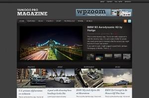 Yamidoo PRO WordPress theme