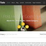 Fable WordPress Theme