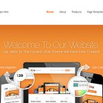 Foxy WordPress Premium theme
