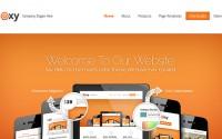 Foxy WordPress Theme – WordPress theme for Businesses