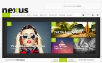Nexus WordPress Theme – WordPress Magazine theme