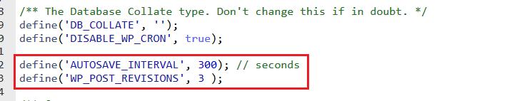 Limit Post  Revision