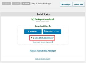 How to Backup WordPress to File with Duplicator